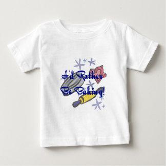 Ich würde vielmehr backen baby t-shirt