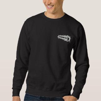 Ich würde vielmehr Badminton spielen Sweatshirt