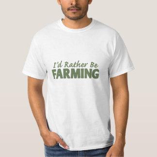 Ich würde vielmehr bewirtschaften! (virtuelle T-Shirt