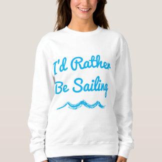 Ich würde vielmehr das Sweatshirt der Frauen