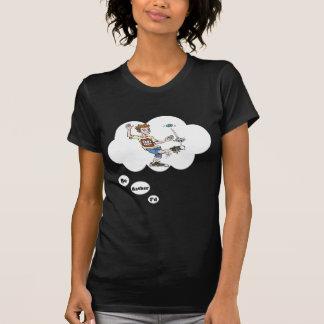 Ich würde vielmehr Hacky Sack 3 spielen T-Shirt