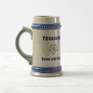 Ich würde vielmehr in Yorkshire Stein trinken Bierglas