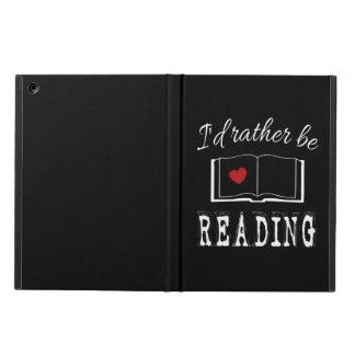 Ich würde vielmehr lesen