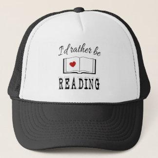 Ich würde vielmehr lesen truckerkappe
