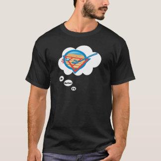 Ich würde vielmehr Shuffleboard spielen T-Shirt