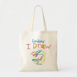 Ich zeichne tasche