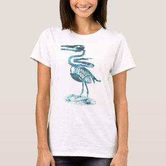ichthyornis skeleton T-Shirt