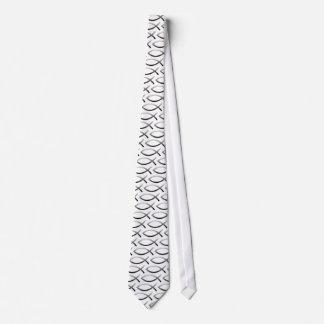 Ichthys Jesus Fisch-christliches Symbol Individuelle Krawatten