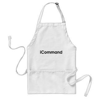 iCommand Blaskapelle-Kommandant Schürze