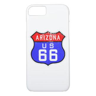 Iconic Vintager Weg 66 Arizona iPhone 8/7 Hülle