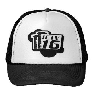 ICTV Hut Truckerkappe