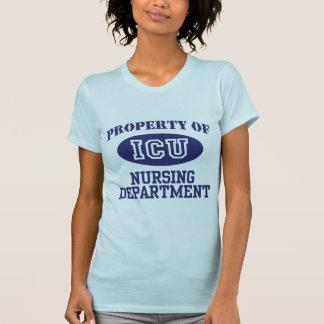 ICU Krankenpflege T-Shirt