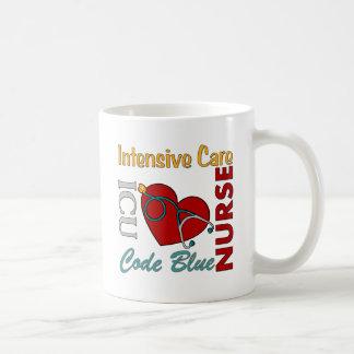 ICU - Krankenschwester Kaffeetasse