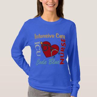 ICU - Krankenschwester T-Shirt