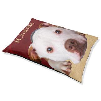 iCuddle Pitbull Hund Haustierbett