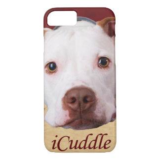 iCuddle Pitbull iPhone 8/7 Hülle