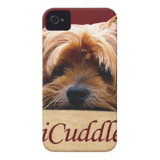 iCuddle Yorkshire Terrier iPhone 4 Case-Mate Hülle