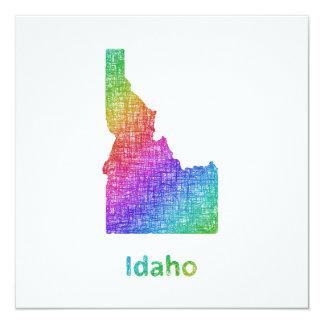Idaho Karte