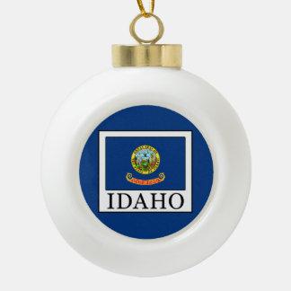 Idaho Keramik Kugel-Ornament