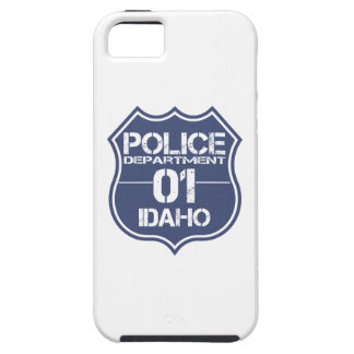 Idaho-Polizeidienststelle-Schild 01 iPhone 5 Etui