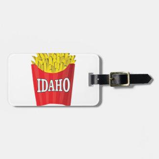 Idaho-Pommes-Frites Gepäckanhänger