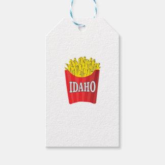 Idaho-Pommes-Frites Geschenkanhänger