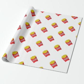 Idaho-Pommes-Frites Geschenkpapier