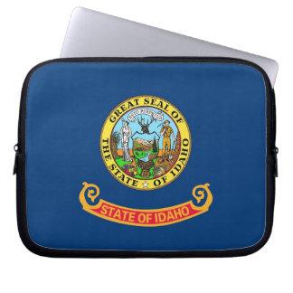 Idaho-Staats-Flaggen-Laptop-Hülse Laptop Sleeve