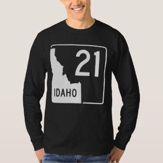 Idaho-Staats-Landstraße 21 T-Shirt