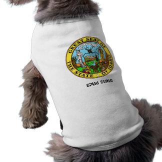 Idaho-Staats-Siegel und Motto Top