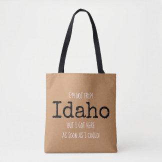 Idaho-Staats-Taschen-Andenken-Tasche Tasche
