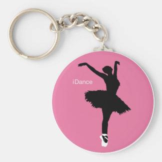 iDance (Rosa) Schlüsselanhänger