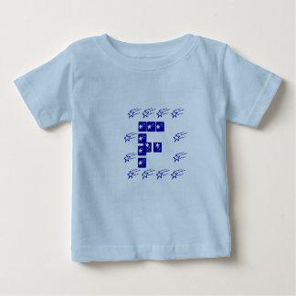 Identität ALPHA - Stern-Team F Baby T-shirt