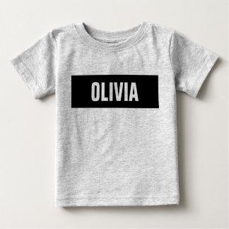 Identität Baby T-shirt