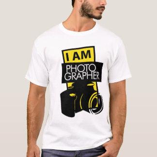 Identität für Fotografen T-Shirt