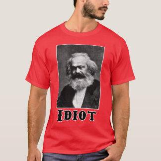 Idiot: Karl Marx T-Shirt