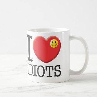 Idioten Kaffeetasse