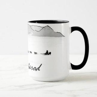 Iditarod Kaffee-Tasse Tasse