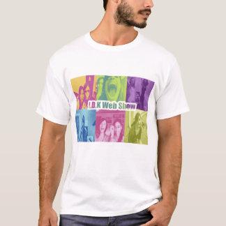 IDK Netz-Show-T-Stück T-Shirt