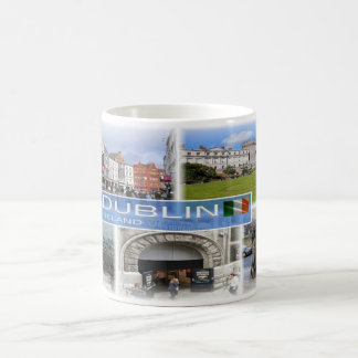 IE Irland - Dublin - Kaffeetasse