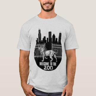 IE-Willkommen zum Zoo T-Shirt