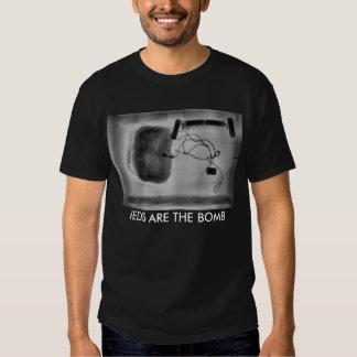 IEDS SIND DIE BOMBE T-Shirts