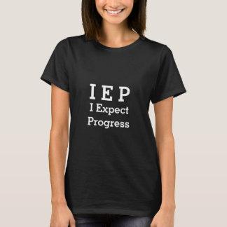 IEP I erwarten Fortschritt T-Shirt