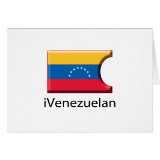 iFlag Venezuela Karte