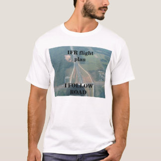 IFR Flug-Plan T-Shirt