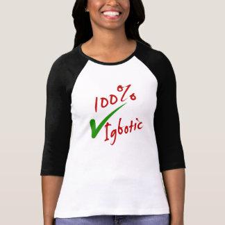 Igbotic 100% - Igbocentric Shirt