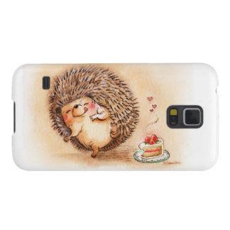 Igel Yum! Samsung Galaxy S5 Hülle