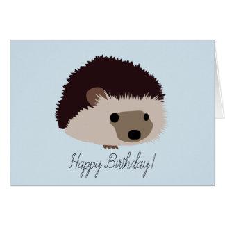 Igels-alles- Gute zum Geburtstagkarte Karte