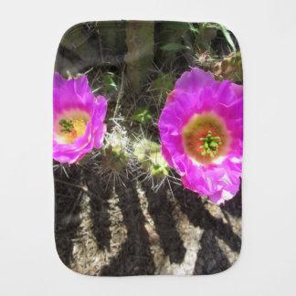 Igels-Kaktus Baby Spucktuch