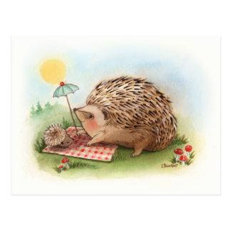 Igels-Sommernachmittag Postkarte